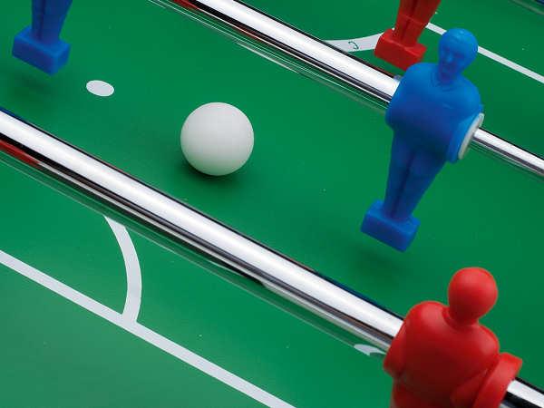 Calcio Balilla - Biliardini
