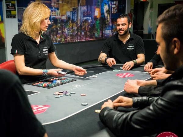 Poker Texas Hold'em Sportivo
