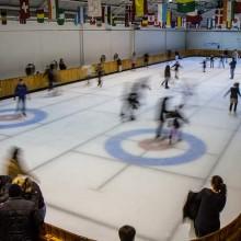 palaghiaccio pattinaggio su ghiaccio provincia ancona