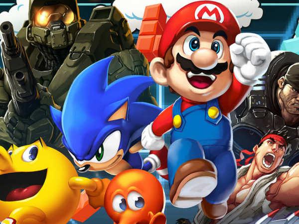 Sala Giochi: Videogames