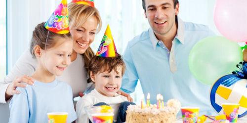 Feste di Compleanno per tutte le età!