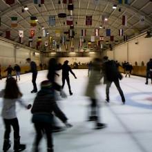 pattinaggio su ghiaccio palaghiaccio regione marche