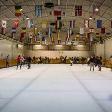 pattinaggio su ghiaccio palaghiaccio fabriano