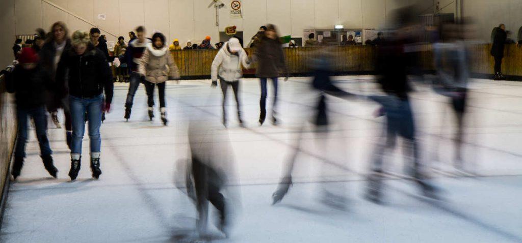 pattinaggio su ghiaccio palaghiaccio macerata