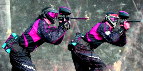 [prossimamente] PaintBall!