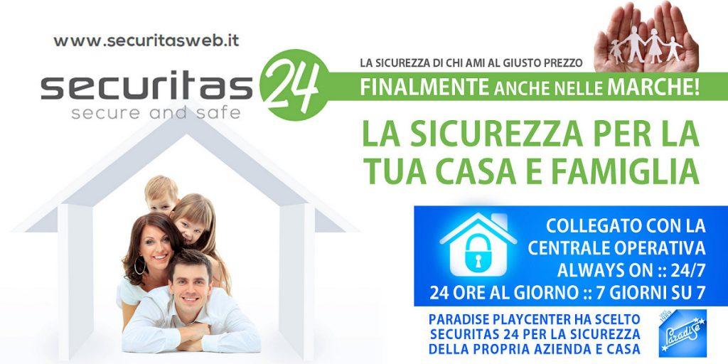 Securitas 24: sicurezza per casa e famiglia