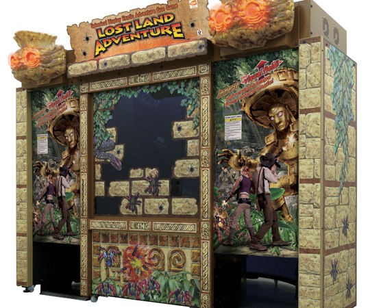 videogioco sala giochi