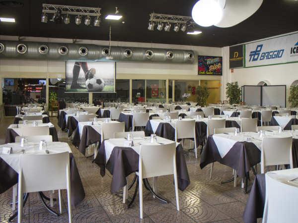 ristorante calcio